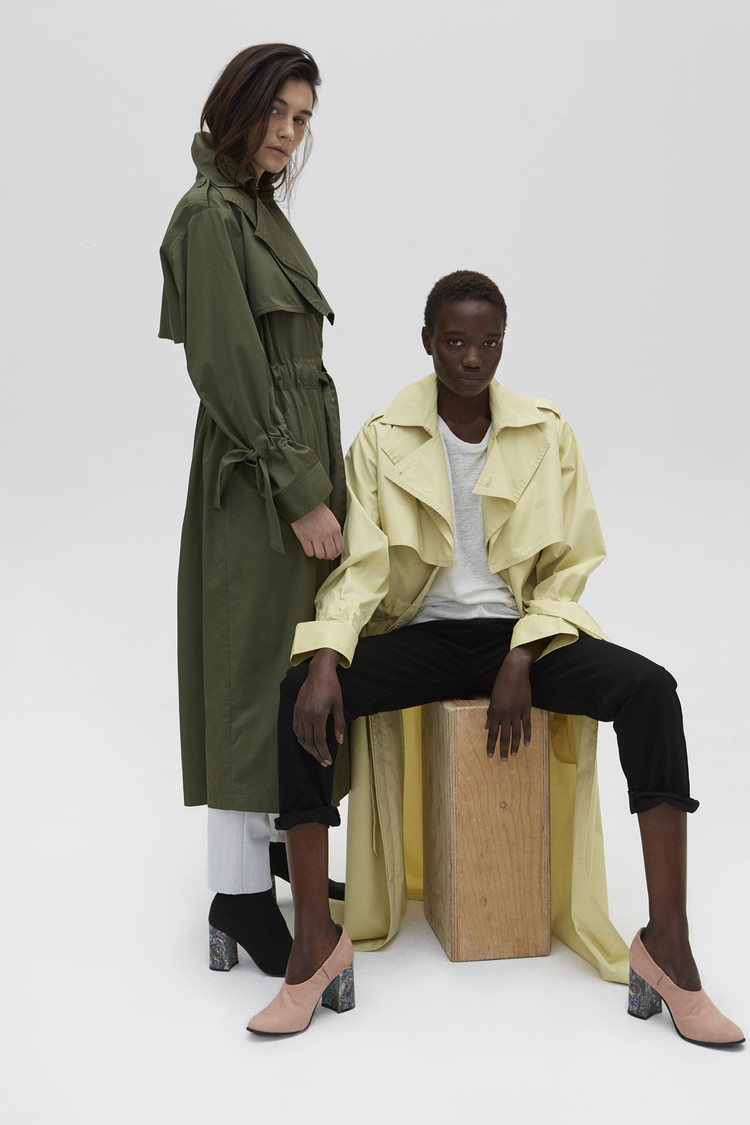 New Generation Trench
