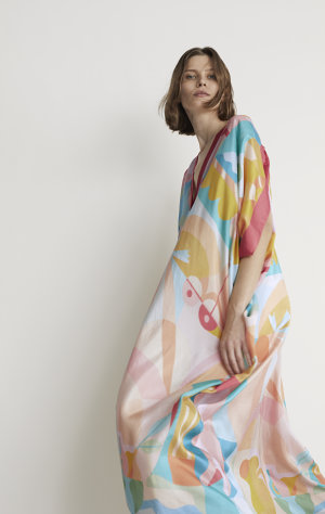 Rodebjer Rodebjer Limited Edition Agave Caftan