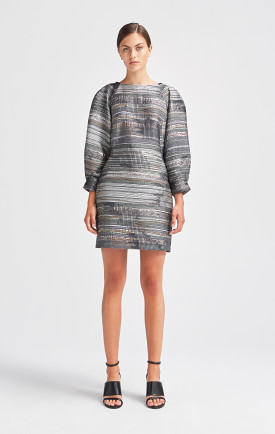Rodebjer Rodebjer Dress Baccia Weave