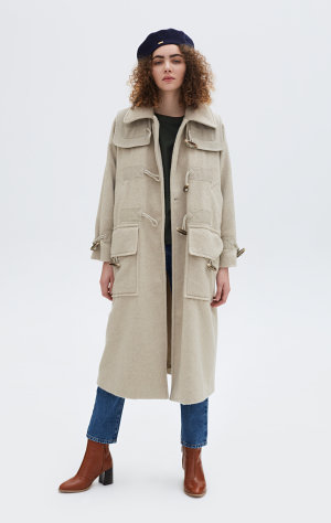Rodebjer Rodebjer Trench Duffle Coat Aldoese