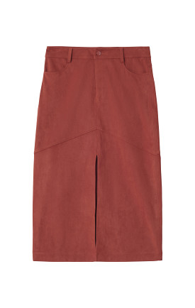 Rodebjer Rodebjer Skirt Harmonia Suede