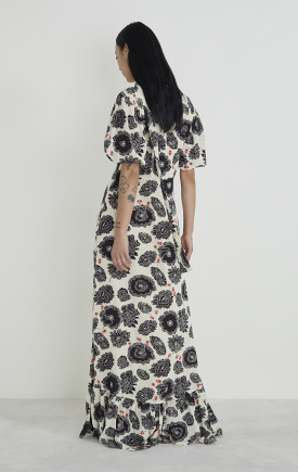 Rodebjer Rodebjer Dress Meadow Poppy