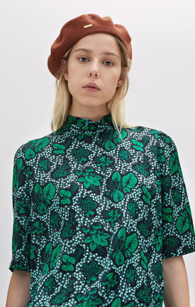 Rodebjer Rodebjer Blouse Marble Plant