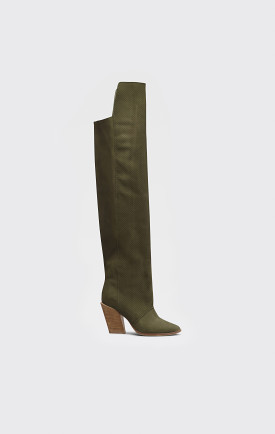 Rodebjer Rodebjer Boot Turid Perforated