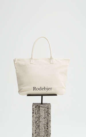 Rodebjer Rodebjer Canvas Carry Tote
