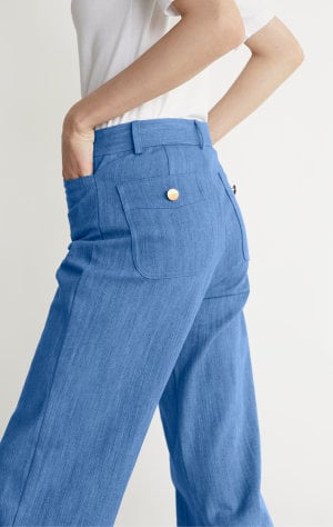 Rodebjer Rodebjer Pant Peace Workwear