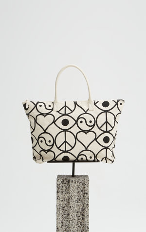 Rodebjer Rodebjer Symbol Carry Tote