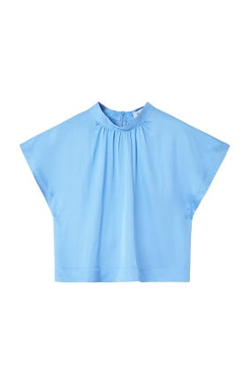 Rodebjer Rodebjer Blouse Lau Satin