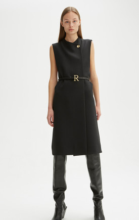 Rodebjer Rodebjer Vest Galiana Wool