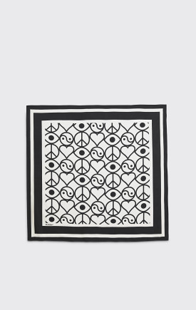 Rodebjer Rodebjer Silk Scarf Symbol