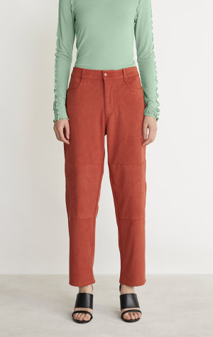 Rodebjer Rodebjer Pant Eszti Suede