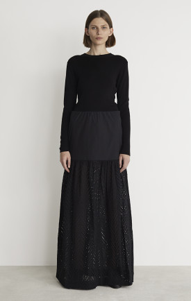 Rodebjer Rodebjer Skirt Amalthea Embroidery